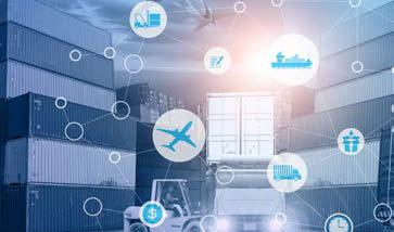 Digital Supply Chains Stock Supply Chain Digital Digitisation