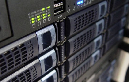 Stock Image - Servers Technology Virtualisation Data Server Computer IT - image courtesy of Pixabay.