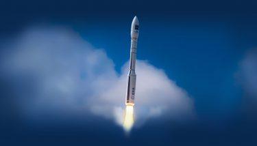 Avio manufactures the Vega rocket (pictured). Image courtesy of Avio.