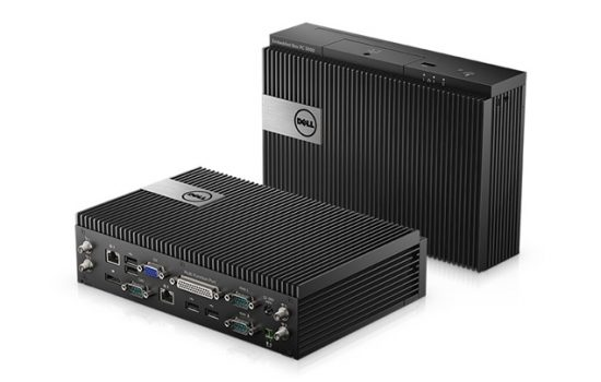 A Dell Embedded Box PC 3000 series. Image courtesy of Dell.