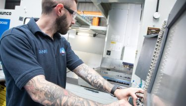 A&M EDM Investment - the Express and Star's SME of the Year, currently employs six apprentices out of its 58-strong workforce, with two former apprentices continuing with their