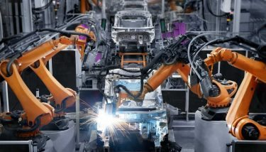 Automation Robot Robotics Digital Smart Factory Smart Factories