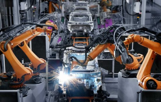 UK manufacturing - Automation Robot Robotics Digital Smart Factory Smart Factories