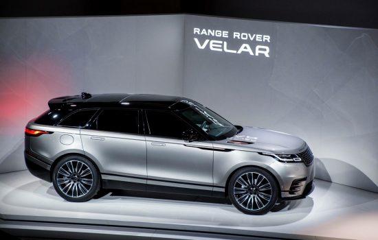 Nuevo Range Rover fue presentado en el Design Museum