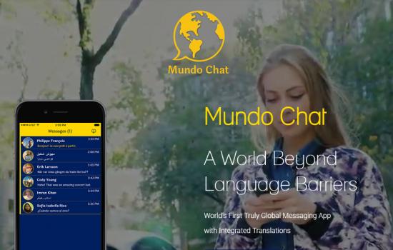 Mundo Chat: Mensajería con traducciones integradas