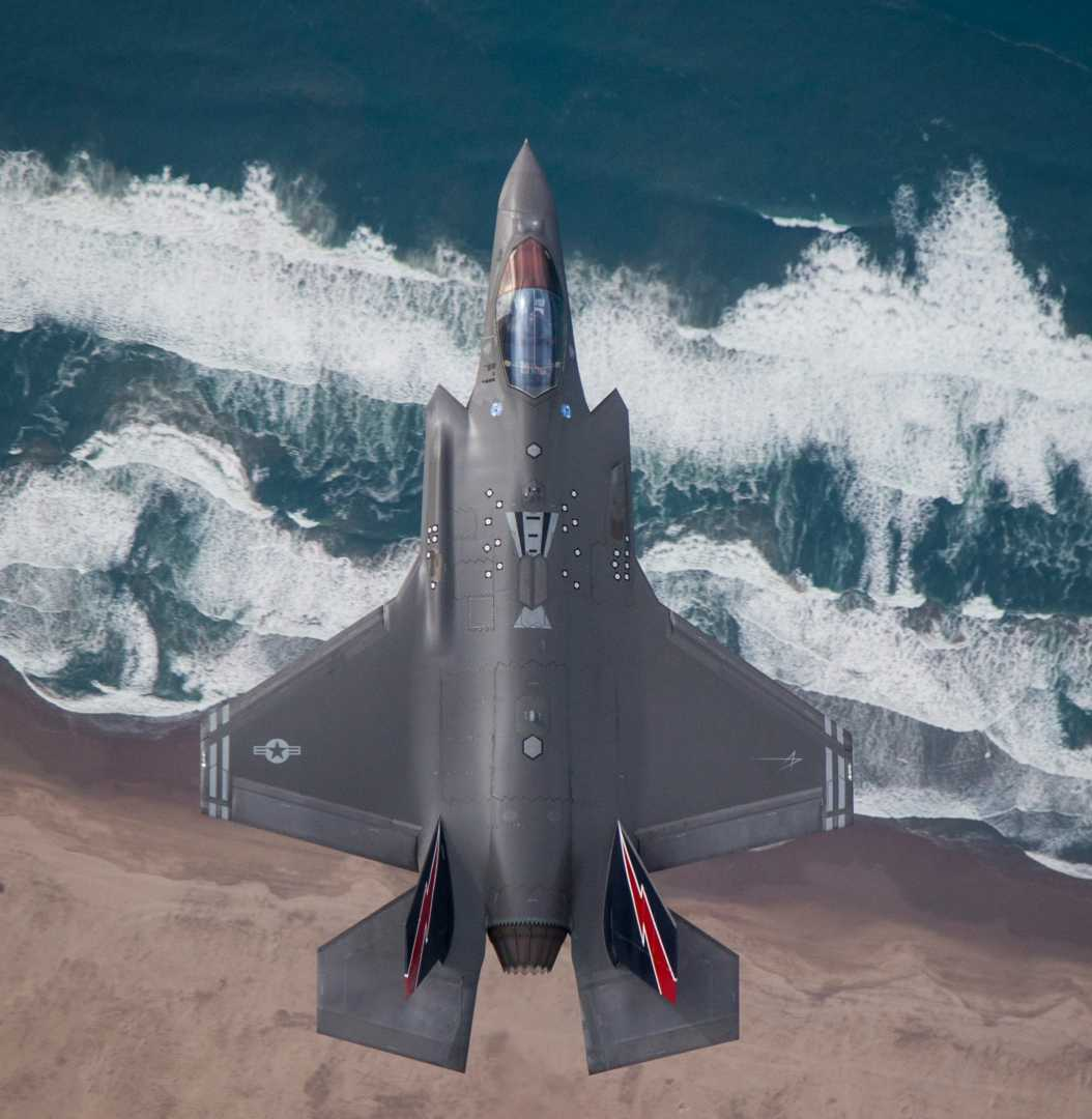The f-35 Joint Strike Fighter (JSF) is the world's largest defence programme - image courtesy of BAE Systems.
