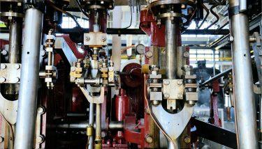 Steam Energy Engine Industry - image courtesy of Pixabay.