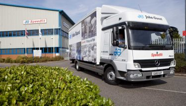 Every part of the process is handled in-house, from R&D to manufacturing; the company even operates its own fleet of trucks – image courtesy of John Guest.