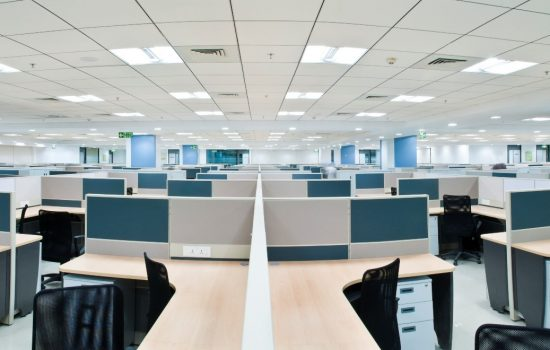 The overuse of lighting in the workplace is no longer necesary - image courtesy of .