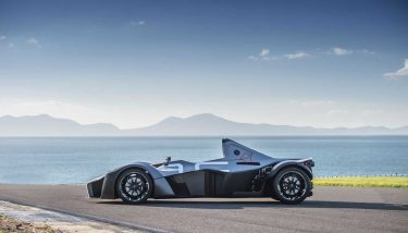 BAC MONO: Visitors will be able to hear the engineering story behind the BAC Mono supercar