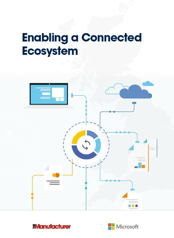 Enabling a Connected Ecosystem - Front Cover