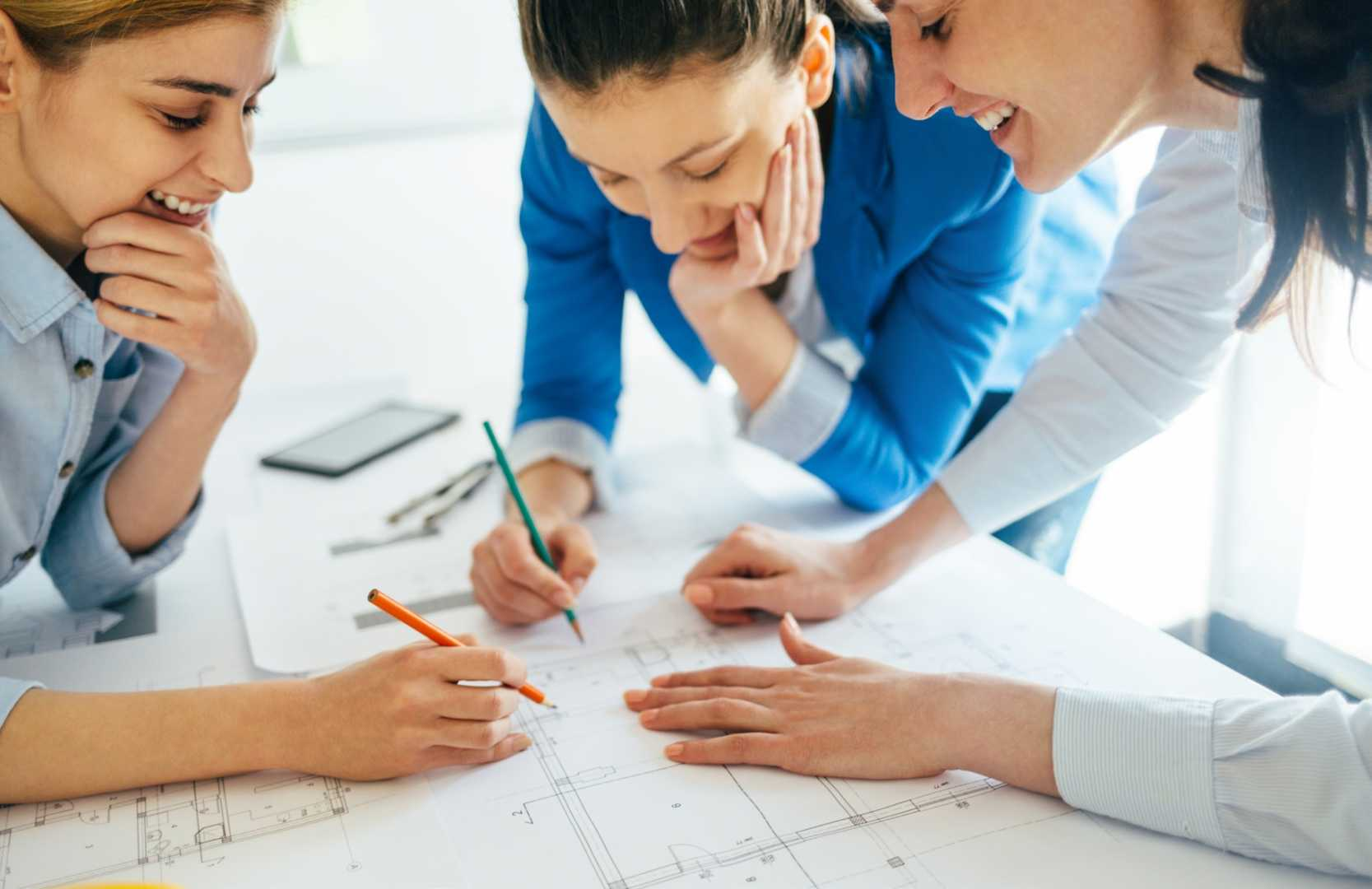 Employee Engagement Innovation Collaboration Workforce Meeting - Stock Image