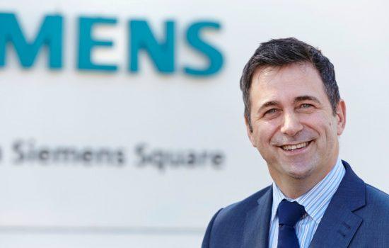Juergen Maier, CEO, Siemens UK&I