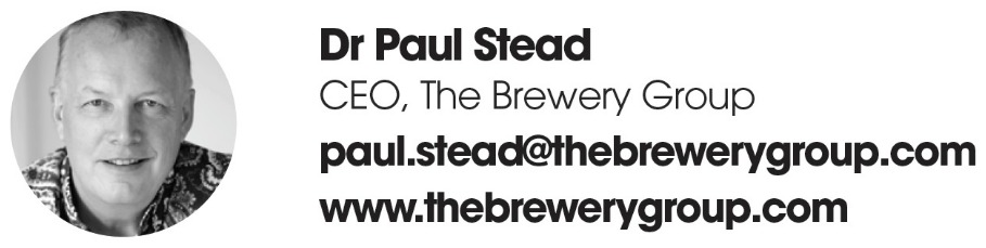 Paul Stead - The Brewery Group