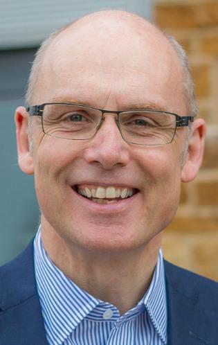 Warren Harris, CEO, Tata Technologies.