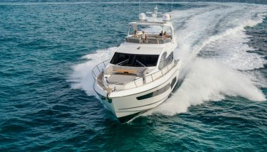PwC has helped Sunseeker International post £6m (EBITDA) for the year ending December 2016, an improvement of £36m – image courtesy of Sunseeker International.