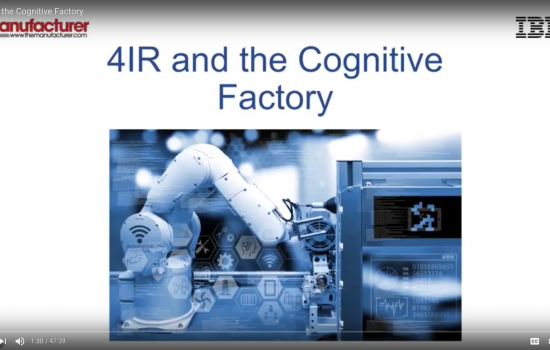 4IR and the cognitive factory
