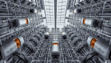 IIoT- Access to real-time information is one of the principle benefits the digitisation of elevators brings – image courtesy of Pixabay.