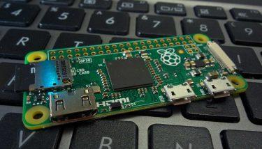Raspberry Pi Computing Keyboard Laptop - image courtesy of Pixabay.