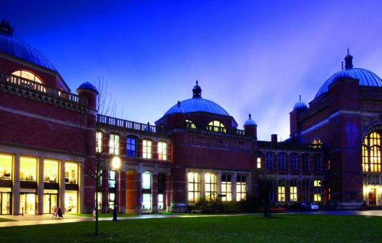 Industry 4.0 - The University of Birmingham possesses a vast array of expertise, resource and equipment