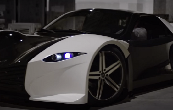 Tomahawk: vehículo eléctrico estará listo para fabricarse el próximo año