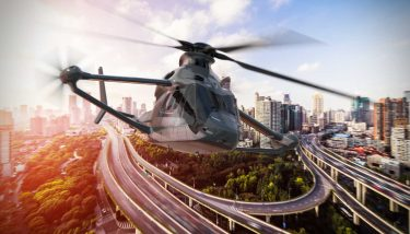 Aircraft Wing - Airbus Helicopters 'Racer' (Rapid and Cost-Effective Rotorcraft) was unveiled at this week's Paris Air Show - image courtesy of University of Nottingham.