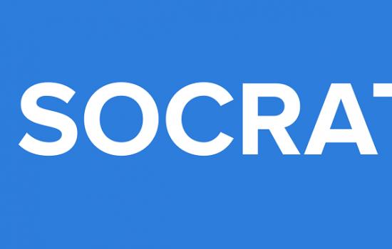 Aplicación ahora Socratic disponible para Android