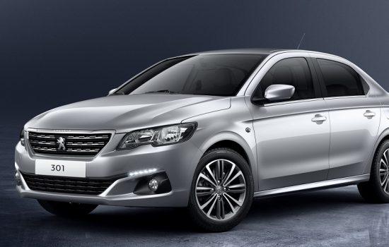 Peugeot México presentó el sedán Peugeot 301