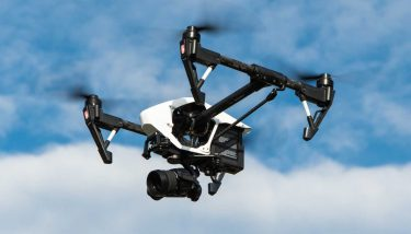 Drone UAV Multicopter Aerial View Camera Remote Inspection – image courtesy of Pixabay.