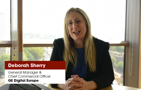 Deborah Sherry, GE