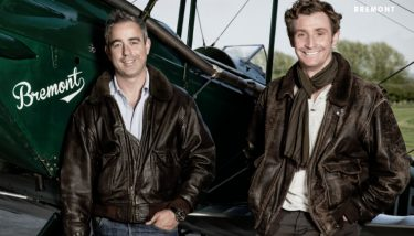 For Giles and Nick English, the founders of Bremont, flying – especially vintage aircraft – is central to the Bremont story.