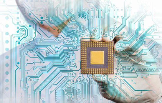 Mind+ Machines - Data Circuit Board - Stock