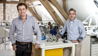 """Giles and Nick English, the founders of Bremont: """"We always wanted to do our bit for rebuilding British watchmaking."""""""
