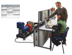 TecQuipment uses Hatz air-cooled diesel engines to demonstrate four-stroke, single-cylinder diesel engines - image courtesy of Hatz.