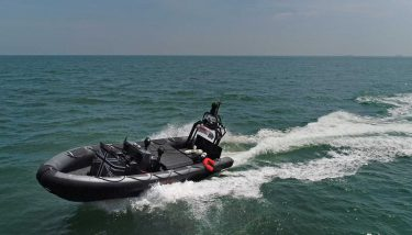 autonomous systems - The service is thought to make use of a secure maritime communications network and a mobile command and control centre, featuring the same technology BAE Systems provides to UK Royal Navy platforms.