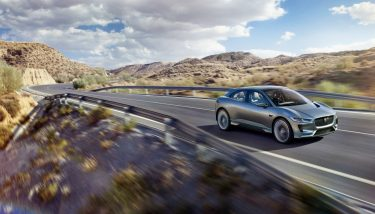 Vehicle Electrification - The British automotive manufacturer recently unveiled its first BEV, the Jaguar I-PACE Concept, expected to be on the roads by 2018 - image courtesy of Jaguar Land Rover.
