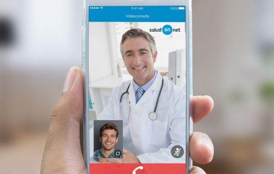 SaludOnNet, innova con videoconsultas y chat