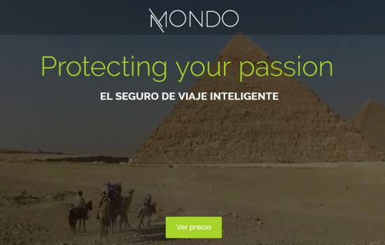 Mondo, la plataforma de gestión de seguros de viaje