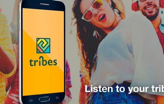 Tribes, la app de mensajería y música llega al mercado