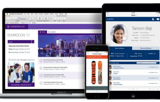 FileMaker 16, plataforma para crear apps personalizadas