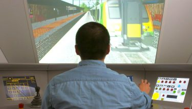 Railway Excellence - One of the three centres, located at the University of Birmingham, will focus on railway control and simulation, data integration and cybersecurity, condition monitoring and sensing – image courtesy of University of Birmingham.