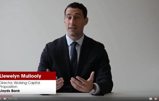 Llewelyn Mullooly, Lloyds Bank, Cashflow management