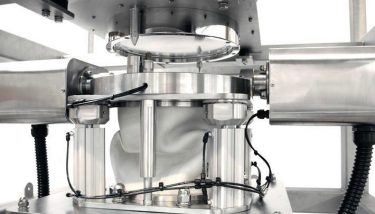 Investment - The business a market leader supplier of powder containment and aseptic transfer valves for the pharmaceutical, biotech, chemical and other process industries – image courtesy of ChargePoint Technology.