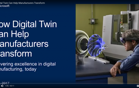 How digital twin can help manufacturers transform