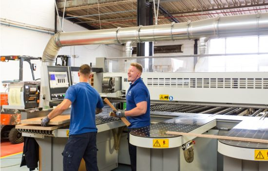 Within the manufacturing sector, the use of digital technology is seen by many as a key factor in enabling the UK to compete in Europe and further afield - image courtesy of Godfrey Syrett
