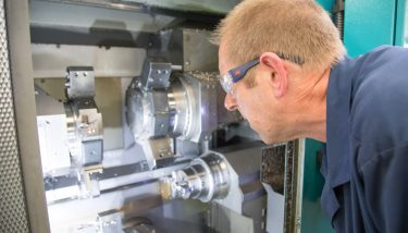 The firm specialises in CNC milling, turning, multi-spindle and CNC/Conventional escomatic manufacturing services – image courtesy of Muller Holdings.