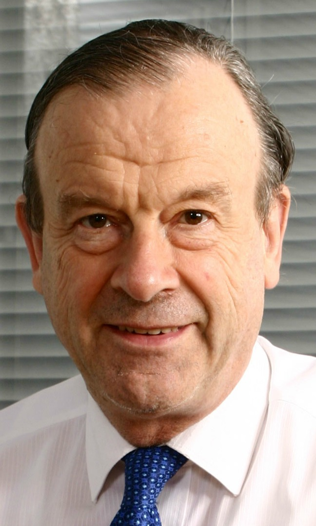 John Mills, chairman, JML Group.