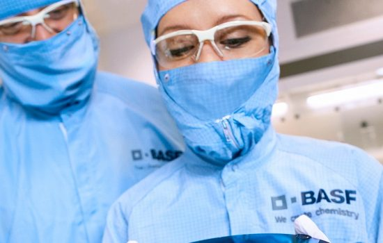"""BASF constantly works on optimising its sites, plants and production processes"" - image courtesy of BASF"
