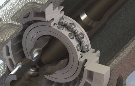 BNL is known for innovative design and integrated bearing solutions - image courtesy of BNL