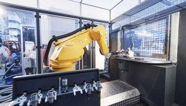 Autonomous robots - Since the components are visible after installation and gap dimensions need to be accurate to a tenth of a millimetre, the entire process had to be reliable and precise - image courtesy of toolcraft.